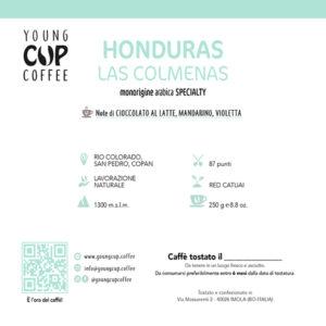 Honduras Las Colmenas 100% Arabica