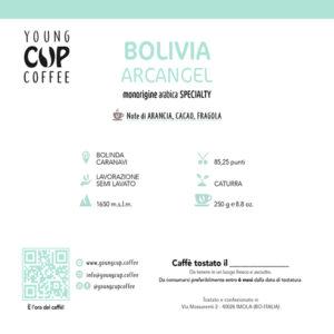Bolivia Arcangel 100% Arabica