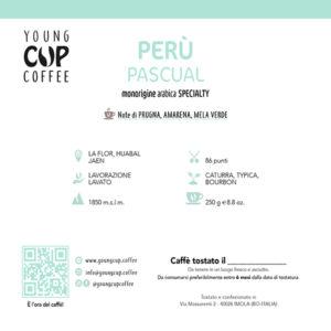 Perù Pascual 100% Arabica