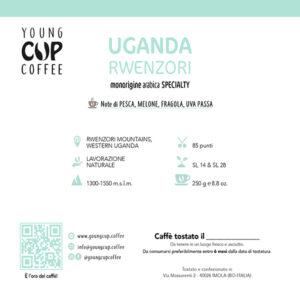 Uganda Rwenzori 100% Arabica