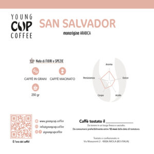 San Salvador 100% Arabica
