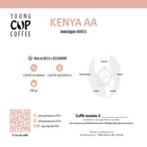 Kenya AA 100% Arabica
